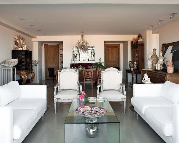 Muebles de ikea para recibidor decorar tu casa es for Sillas metacrilato ikea