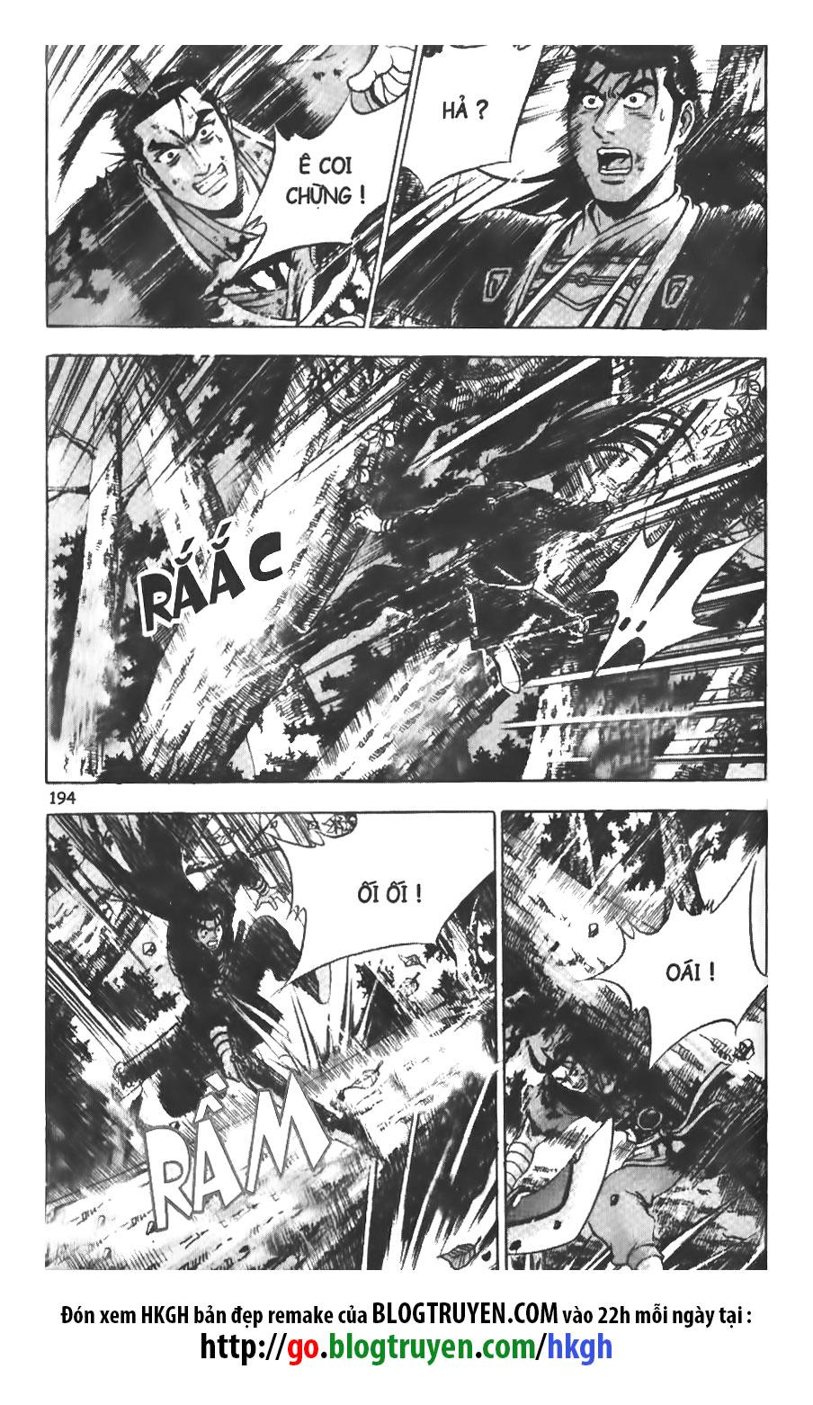 Hiệp Khách Giang Hồ chap 256 Trang 24 - Mangak.info