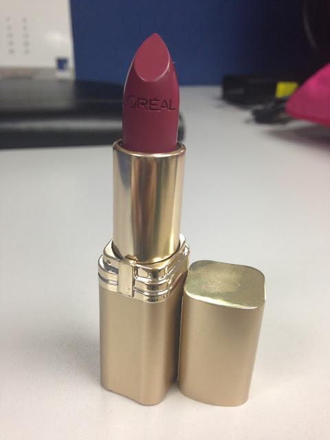 L'Oreal Color Riche Lipstick - 710 Mulberry