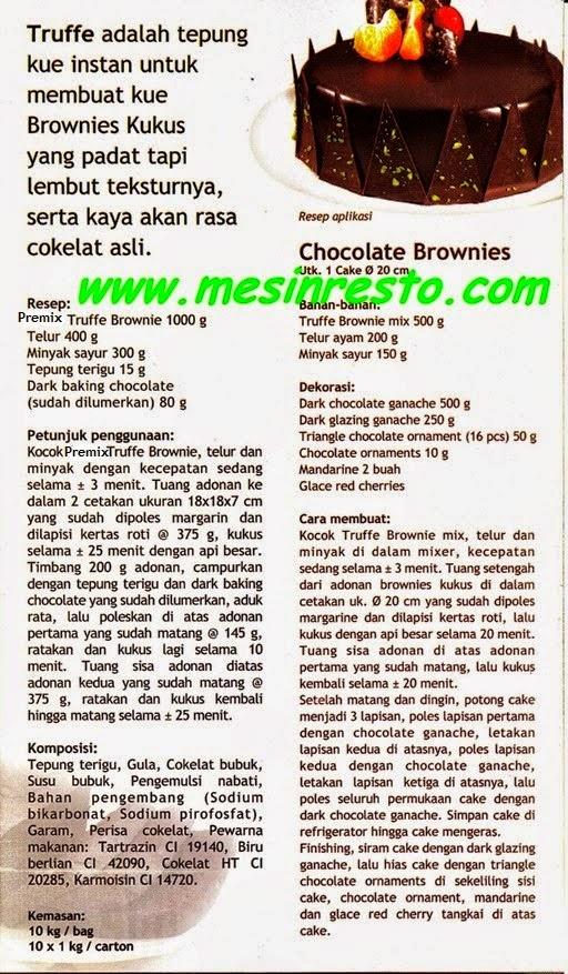 2015-01-25 - Resto Mesin Resto Alat Bahan Baku Kuliner
