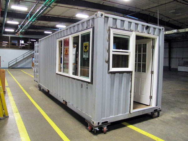 Shipping Container Home Maine 600 x 450
