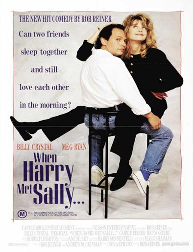 Ver Cuando Harry encontró a Sally (1989) Online