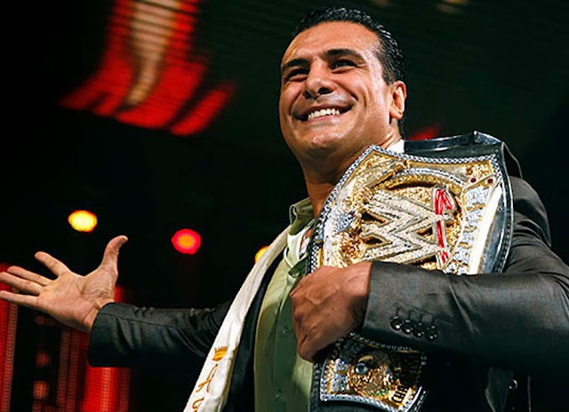Alberto Del Rio WWE Wallpapers HD