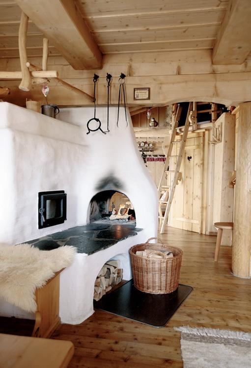 I De A Rustic Kitchens