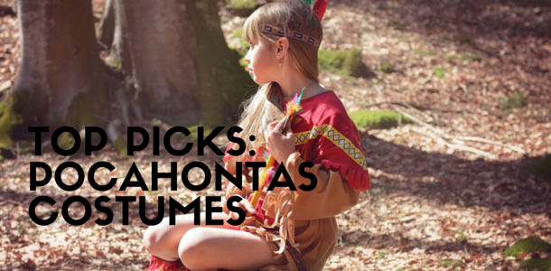 Best Pocahontas Costumes - Be an Indian Princess