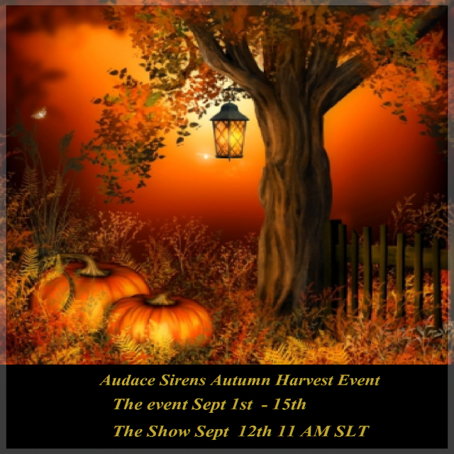 Autumn Harvest Event