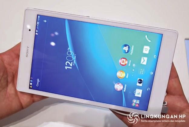 sony xperia z3 tablet compact terbaru