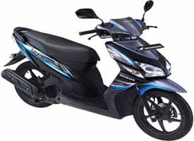 Honda Vario CW for rent in Ubud, Bali