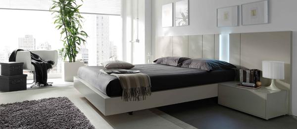 Fotografias de dormitorios de matrimonio modernos for Habitaciones modernas para matrimonios