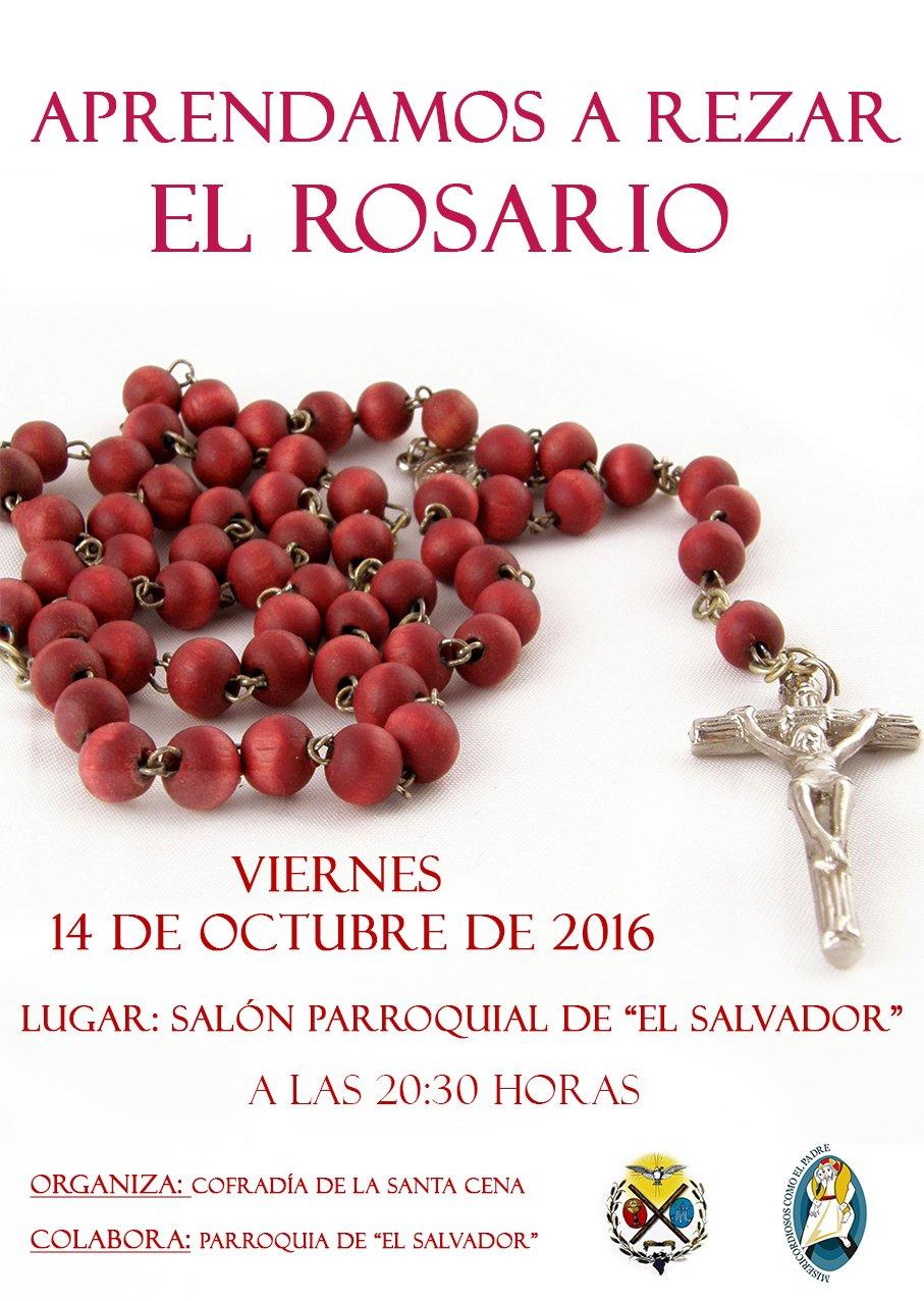 Aprendamos a rezar el Rosario
