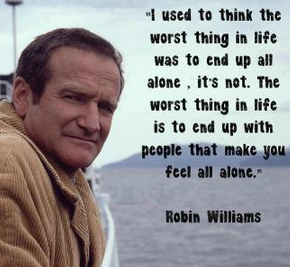 Robin Williams Quotes Victorious Life