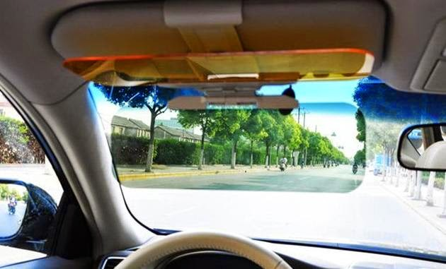 Best Gifts For Family -Universal Car Flip Sunvisor (15) 1
