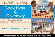RETURN TO AUDUBON Book Blast & Giveaway!