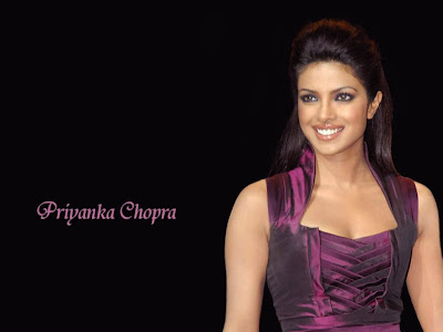 Fashion Model Priyanka Chopra Sexy Wallpaper