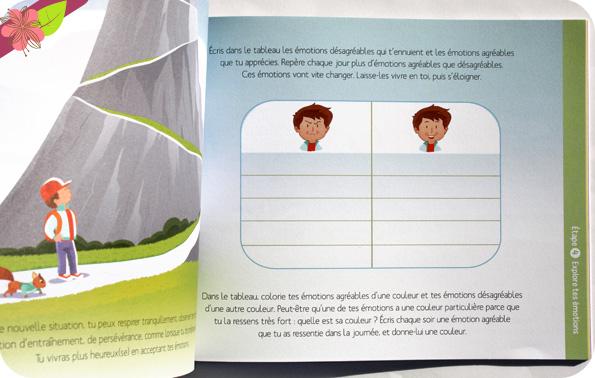Mon cahier récréatif Méditation de Marine Locatelli et Thomas Tessier - éditions Eyrolles