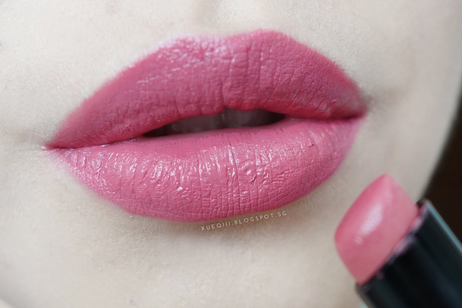 Wet n Wild MegaLast Lip Color   Review and Lip Swatches   Xueqi's ...