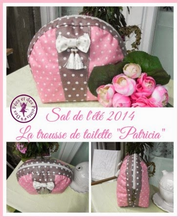 SAL Trousse Patricia