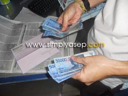 bagi duit