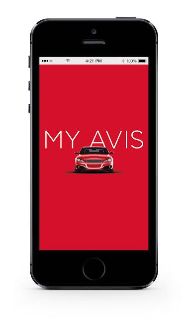 Η νέα εφαρμογή της Avis
