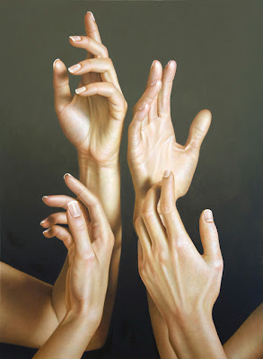 Hyper-Realist Paintings by Omar Ortiz Seen On www.coolpicturegallery.us
