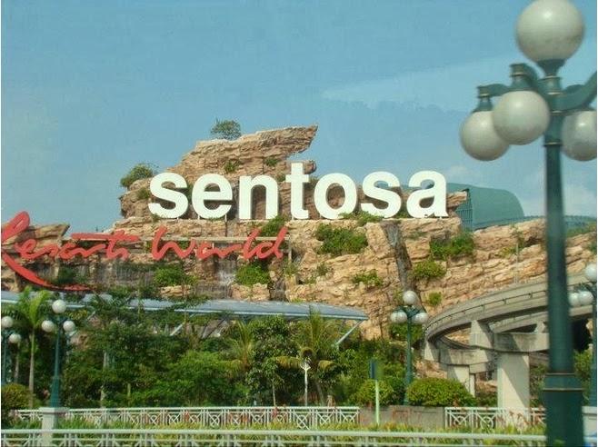 Objek wisata di Singapore memang memiliki banyak sekali fasilitas