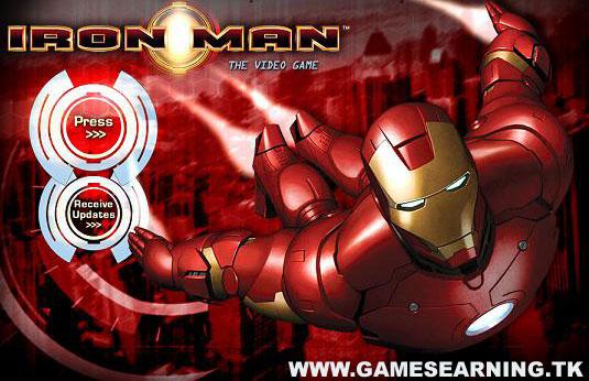 Iron man video game free roaming