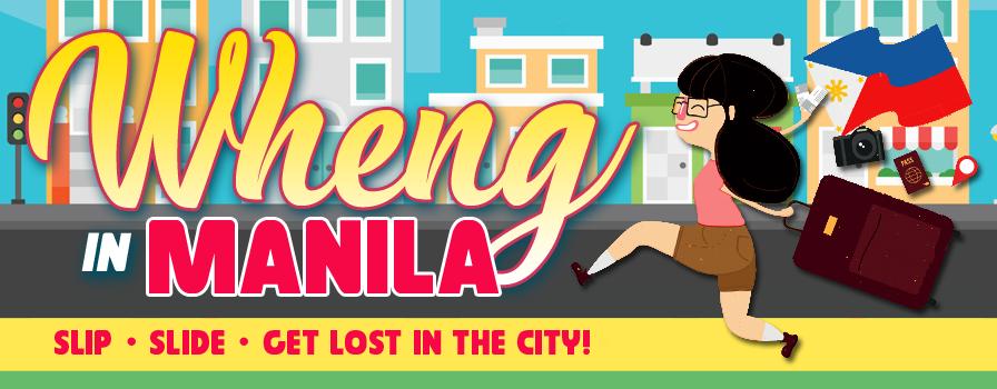 Wheng in Manila