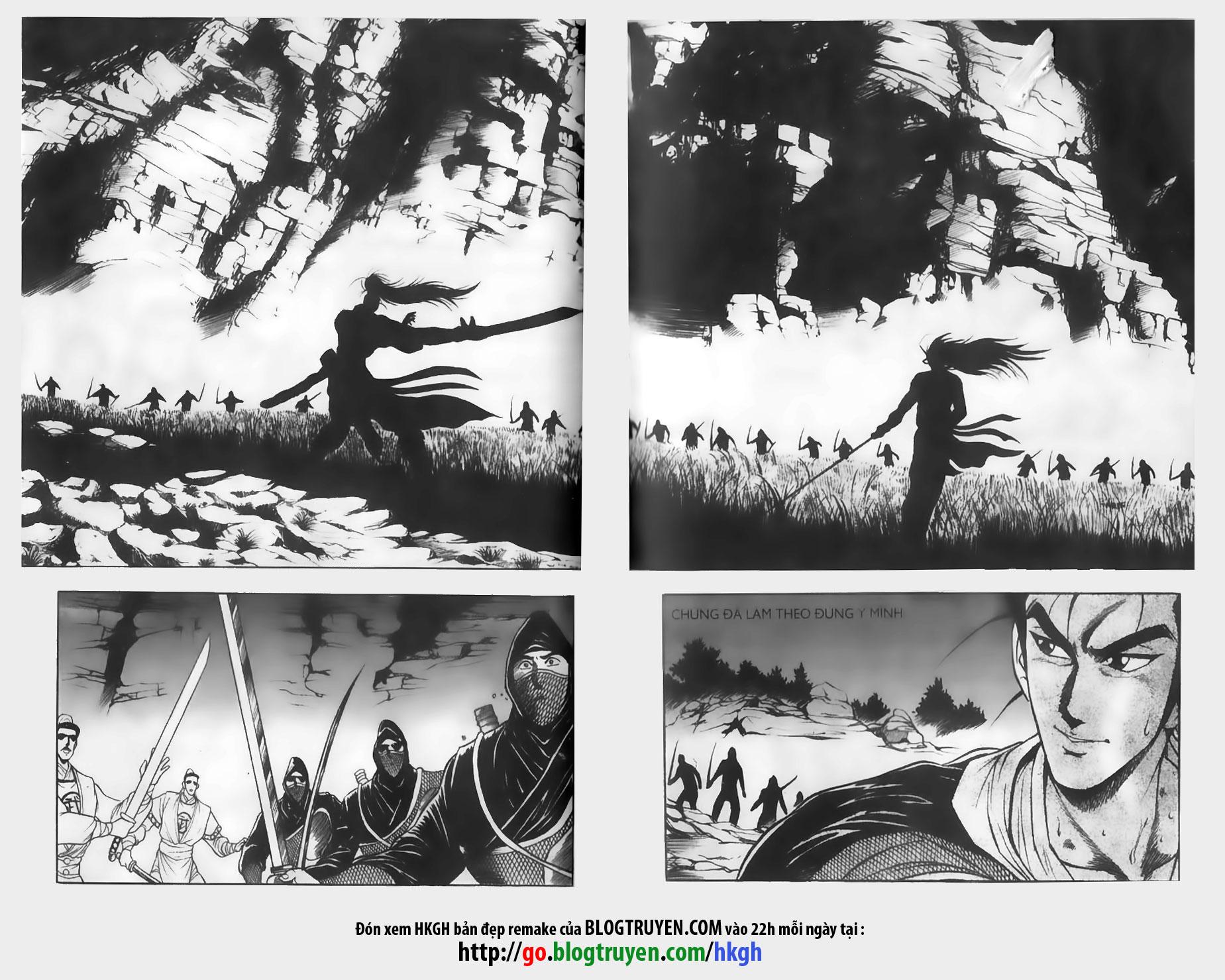 Hiệp Khách Giang Hồ chap 25 page 12 - IZTruyenTranh.com