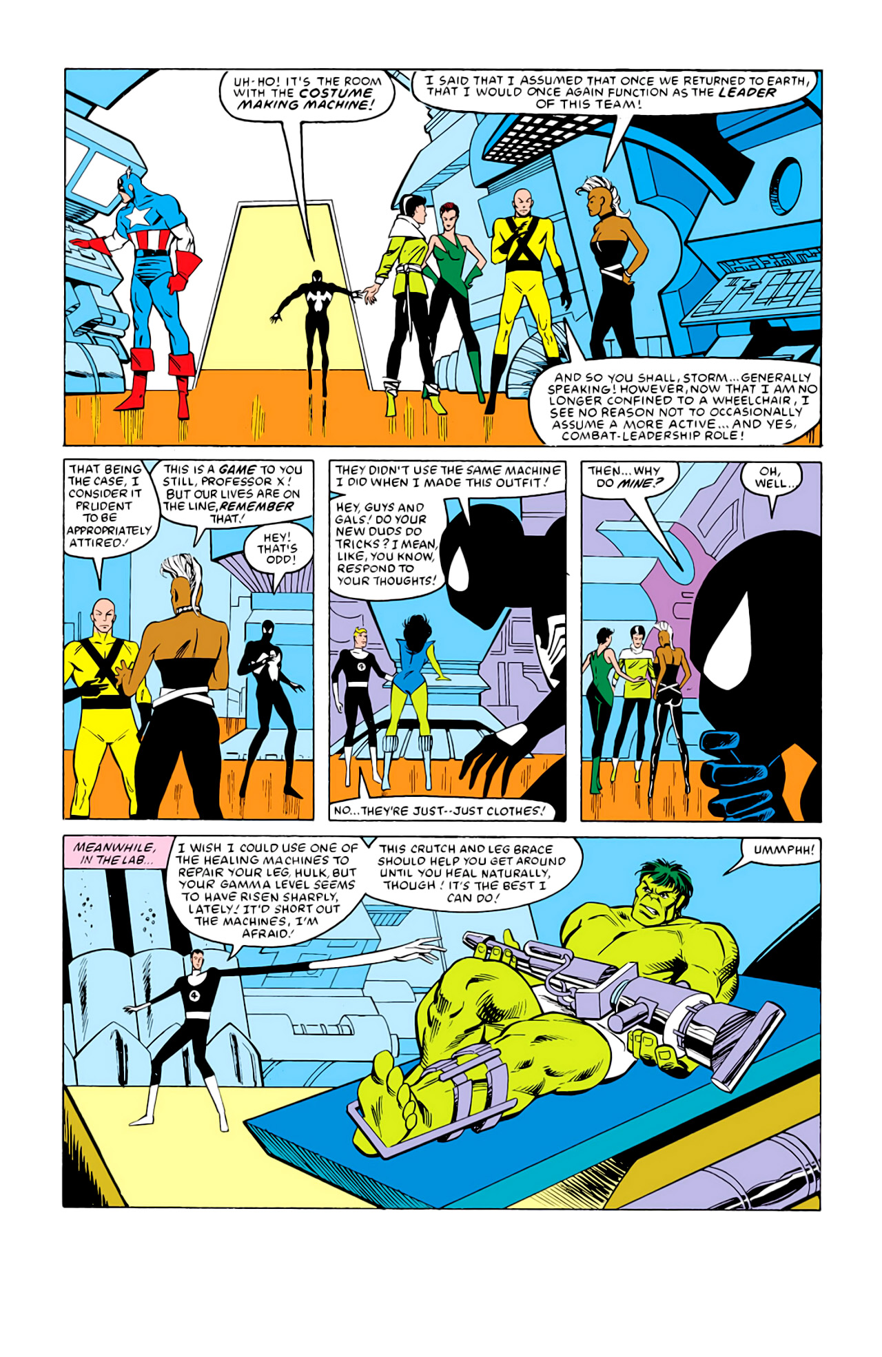 Captain America (1968) Issue #292m #220 - English 37