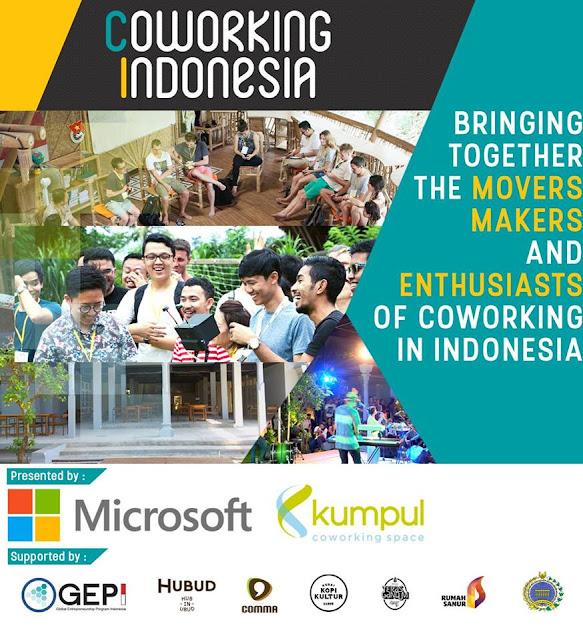 event bali 2016 event coworking indonesia