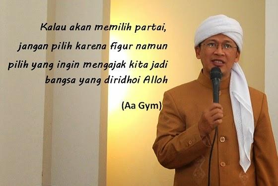 Taushiyah Aa Gym