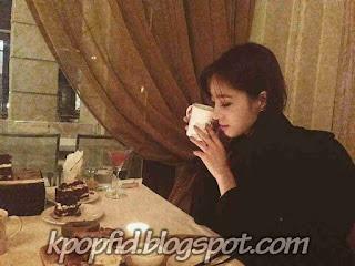Poto baru Ham Eunjung Member T-ara