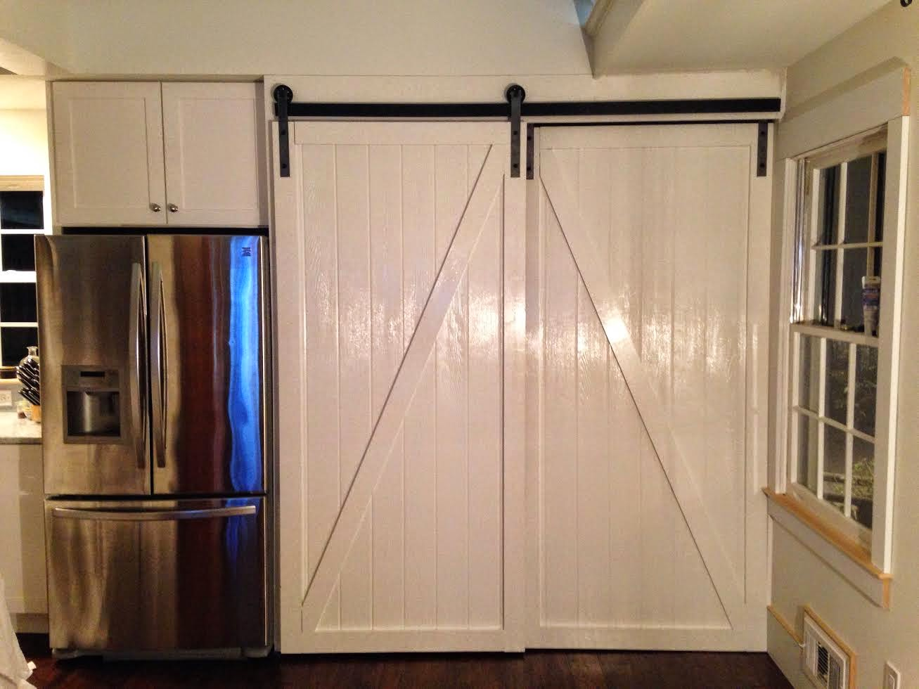 Wilker Do 39 S Diy Sliding Barn Door