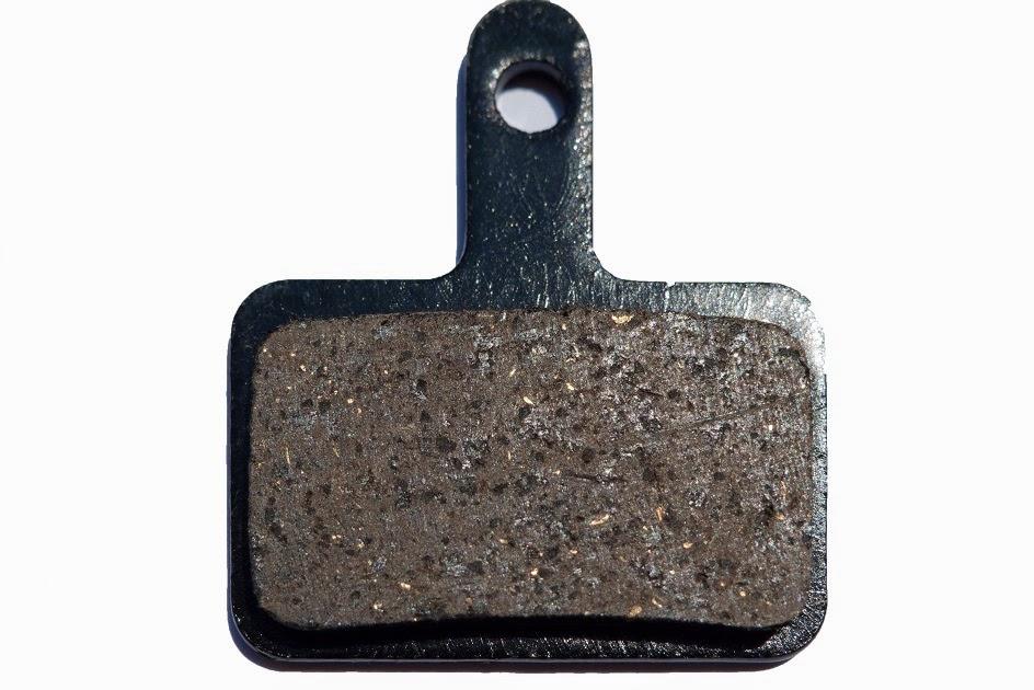 Semi-metallic RAHOX pad