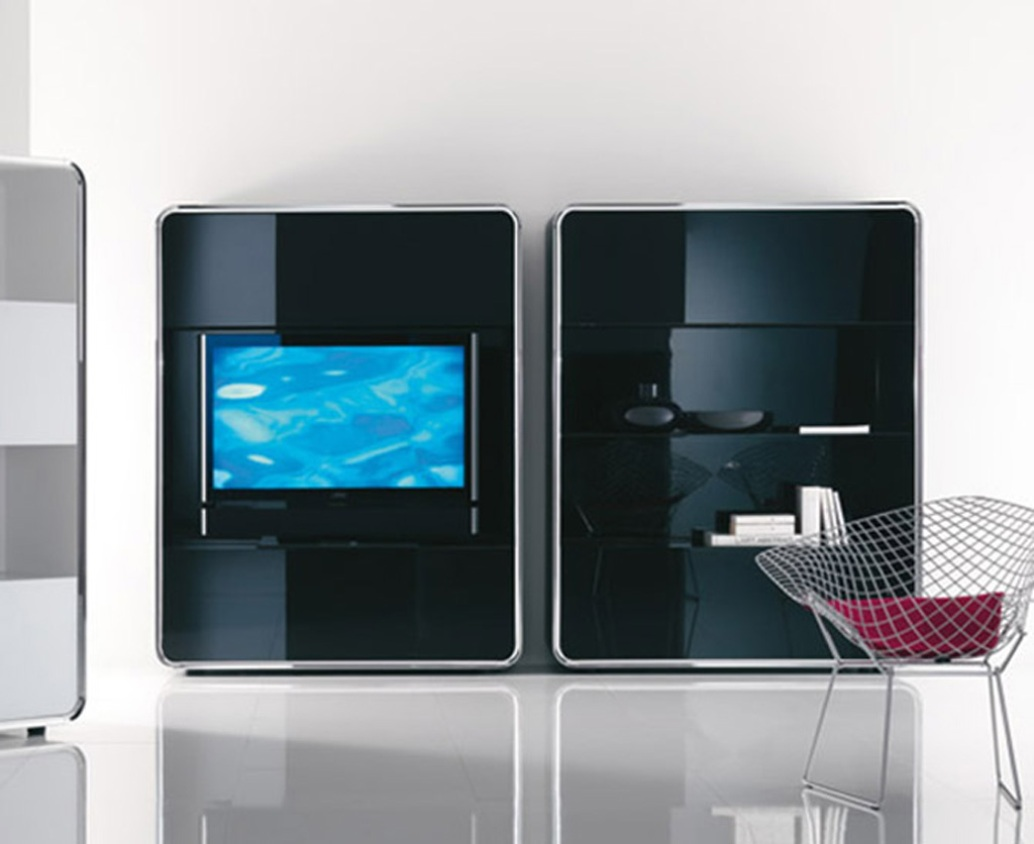 Modern lcd tv furniture designs an interior design - Modern tv interior design ...