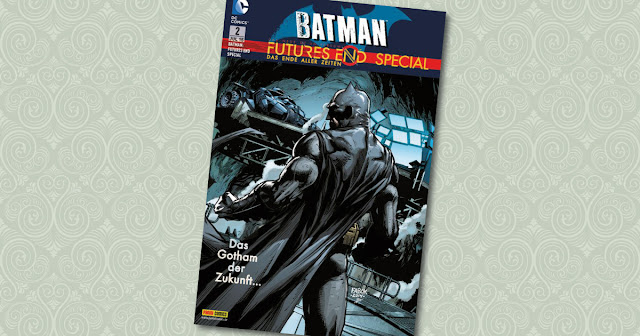 Batman Futures End Special 2 Panini Cover