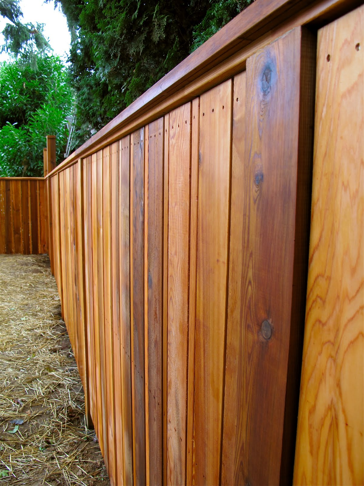 Jetcarpentry 6 2 proud fence for Craftsman style fence
