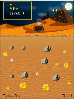 tải game đào vàng online