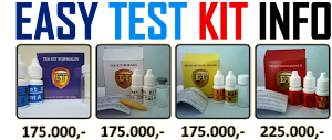Easy Test Kit Info