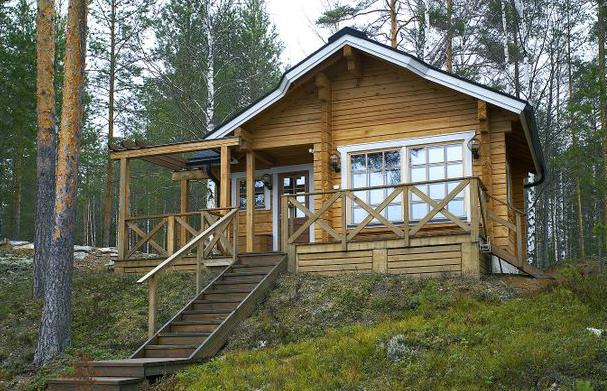 Casas de madera en espa a ventajas casas de madera - Casas de madera ecologicas espana ...