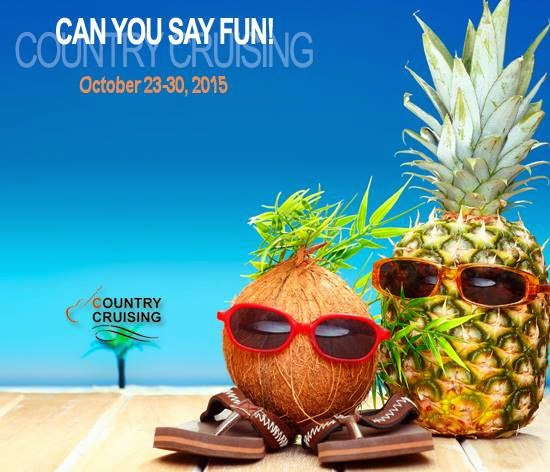 Prizes for Country Cruise to the Caribbean