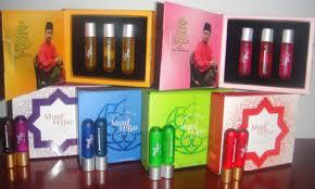 Munif Hijjaz Perfumes