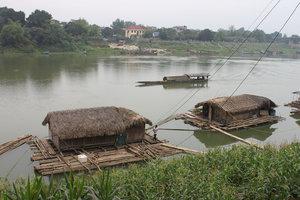 The Lô river in Tuyên Quang