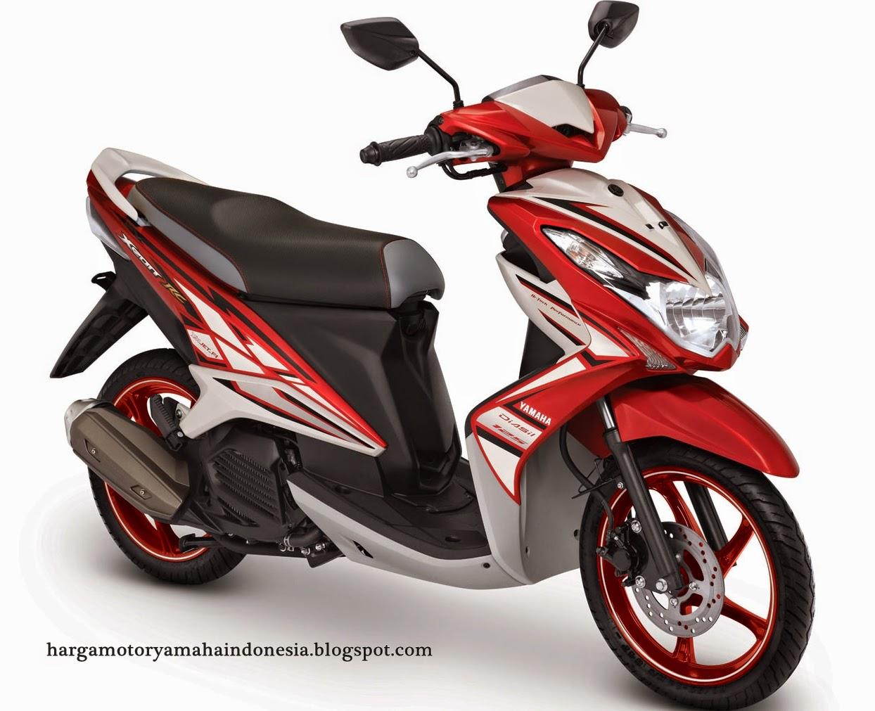 Harga Yamaha Xeon RC 125cc Terbaru 2015 - Review Spesifikasi