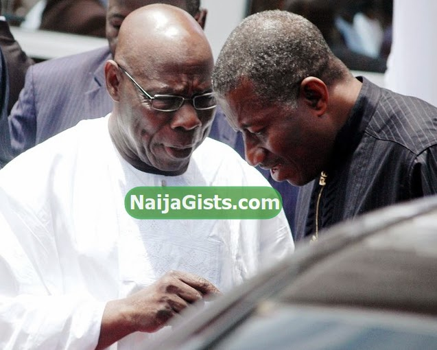 obasanjo meets jonathan