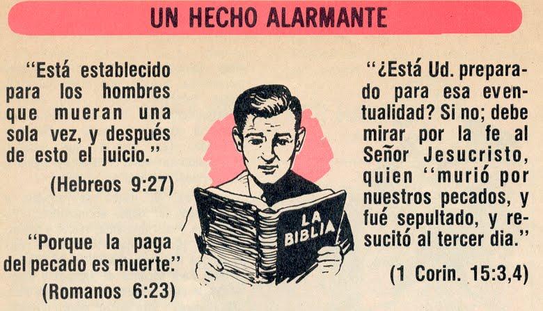 """""""Cree en el Señor Jesucristo, y serás salvo, tú y tu casa"""" (Hechos 16:31)"""