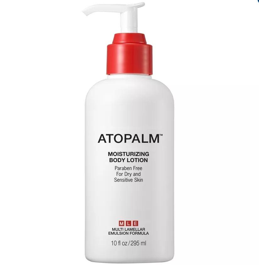 Atopalm Moisturizing Body Lotion 295 ml. โลชั่นสำหรับผิวแห้งและผิวแพ้ง่าย