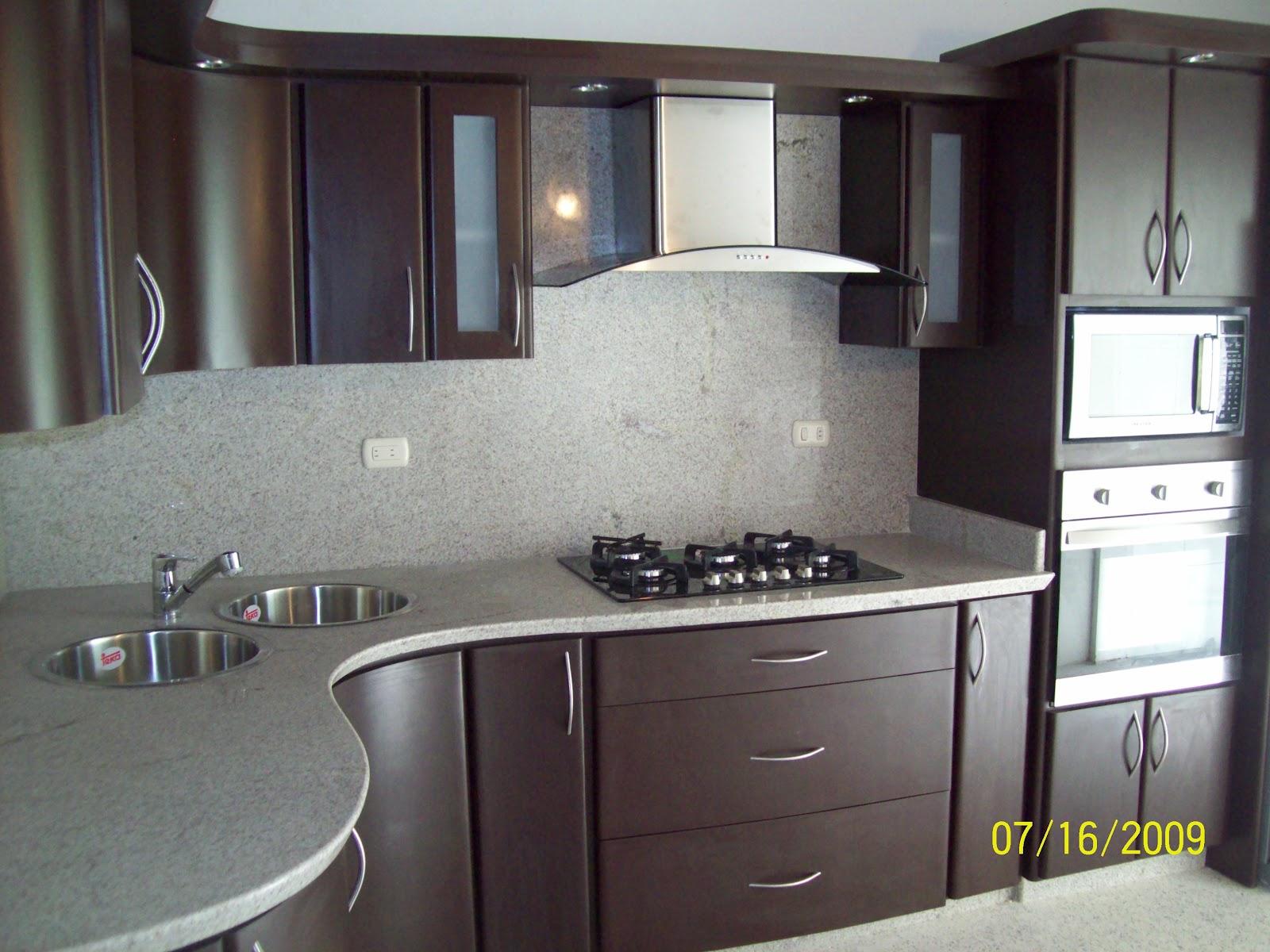 Marmoles y granito for Marmoles y granitos para cocinas