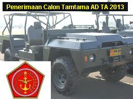 Pengumuman Pendaftaran Tamtama Tni Ad Tentara Nasional Indonesia