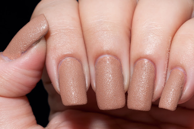 Nails Inc Soho Mews Leather Effect